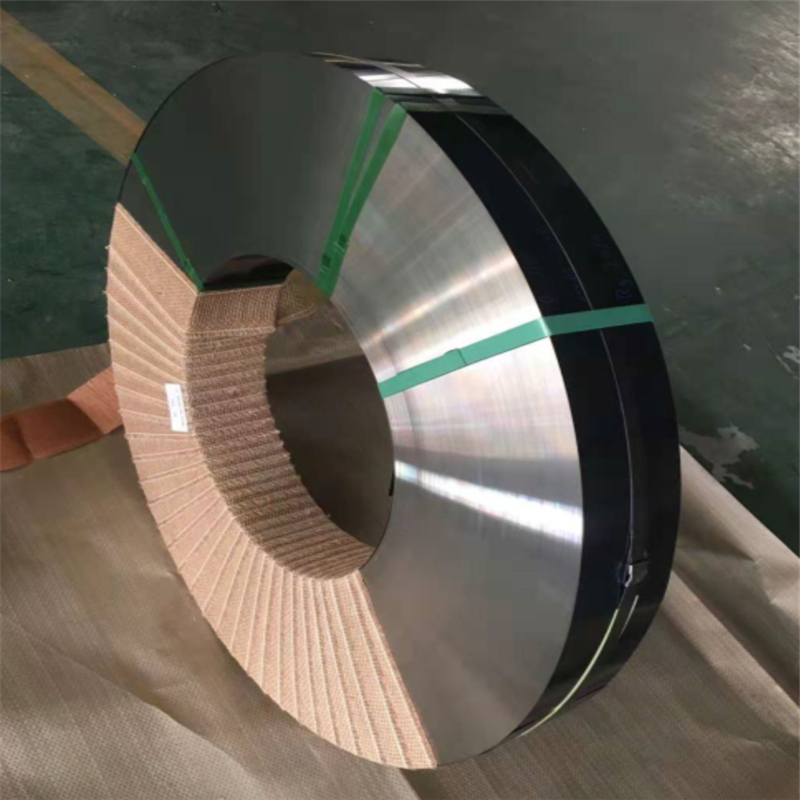 Stainless Steel Doctor Blades with High Hardness