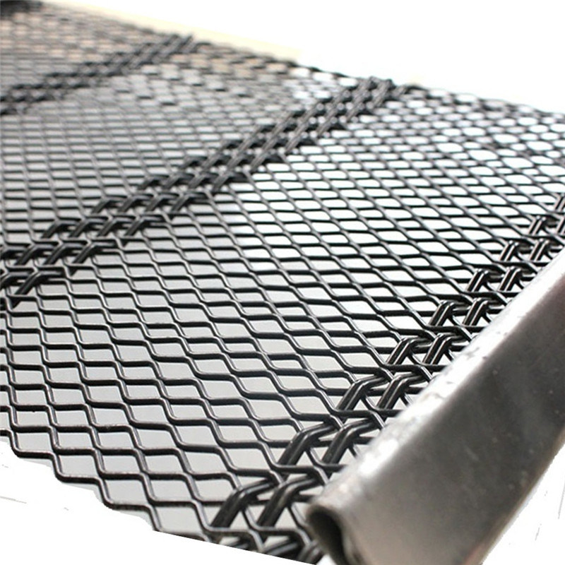 Flex Anti-Clogging Self Cleaning Vibrating Screen Mesh with Hooks