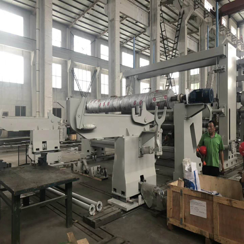 Rewinding Machine for Paper Mill