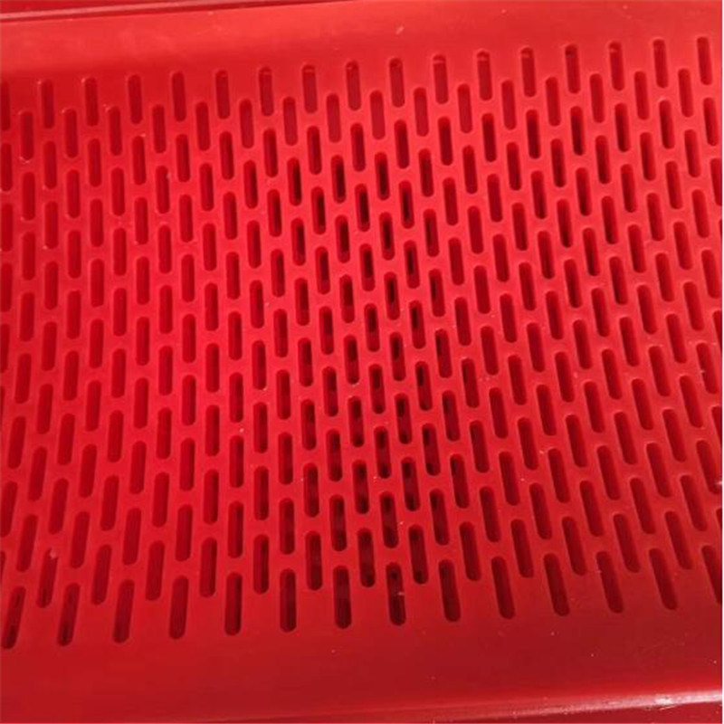 Used to Screen Compost Polyurethane Flip Flop Screen