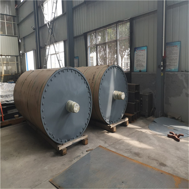 Dryer Cylinder with Bearing Housing and Bearing for Paper Making