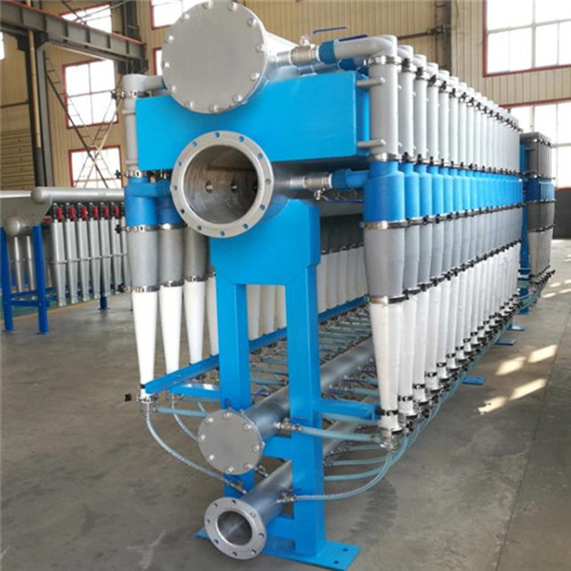 Purification Equipment Middle Consistency Cleaner Machine