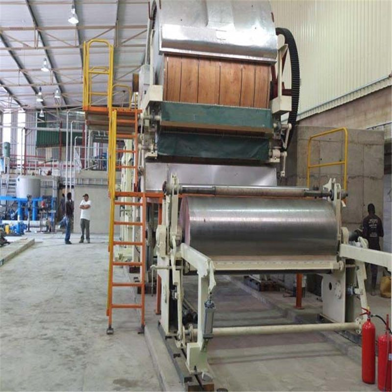1575mm Toilet Paper Manufacturing Machine Featured Image