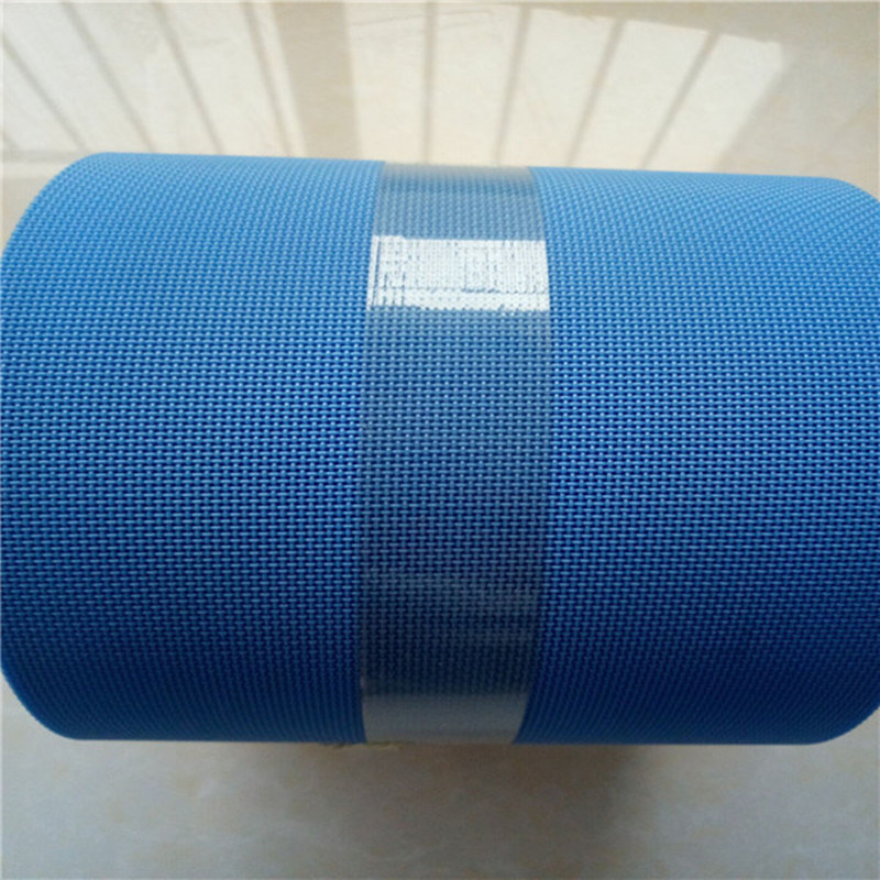100% Polyester Mesh Fabric for Cardboard Pulp