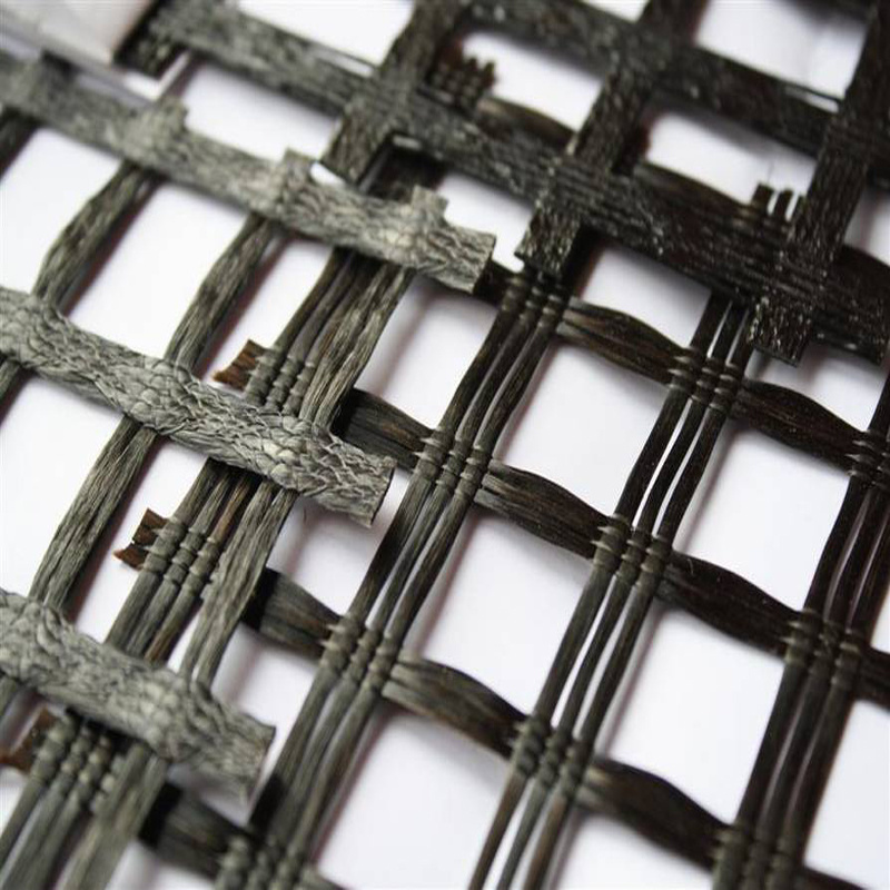 Ce Certificated High Quality Civil Engineering Polyester Geogrid Price