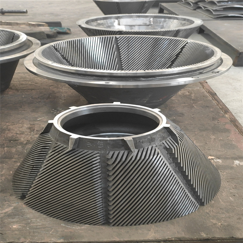 Conical Refiner Disc of Conical Refiner for Pulp Mill
