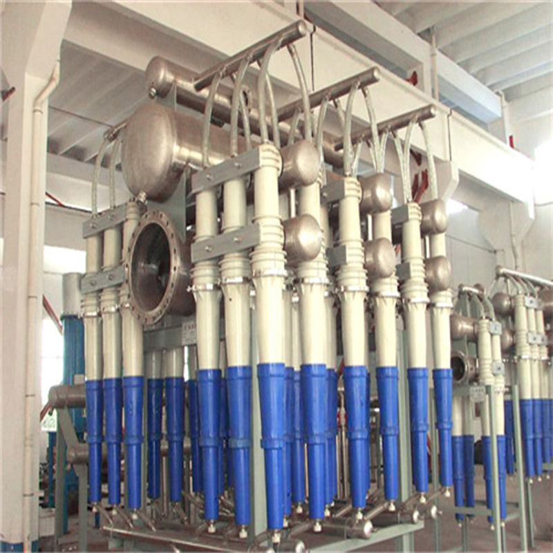 Low Consistency Cleaner for Paper Machine Water Paper Recycling Production Line