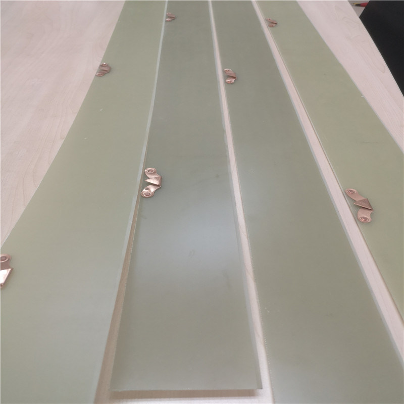 Epoxy-Glass Doctor Blade for Forming Section