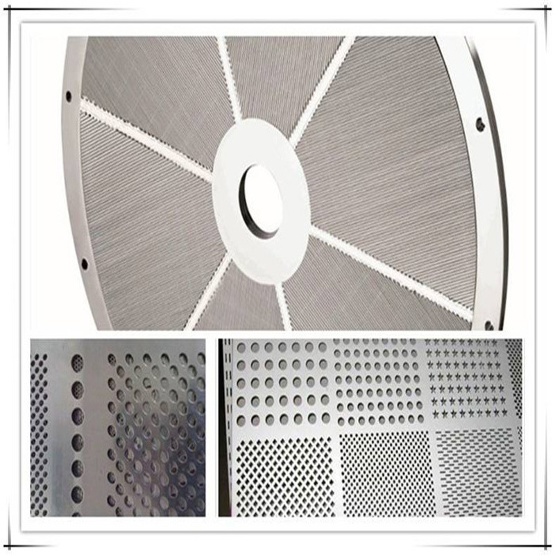 Auxiliary Equipment Screen Plate