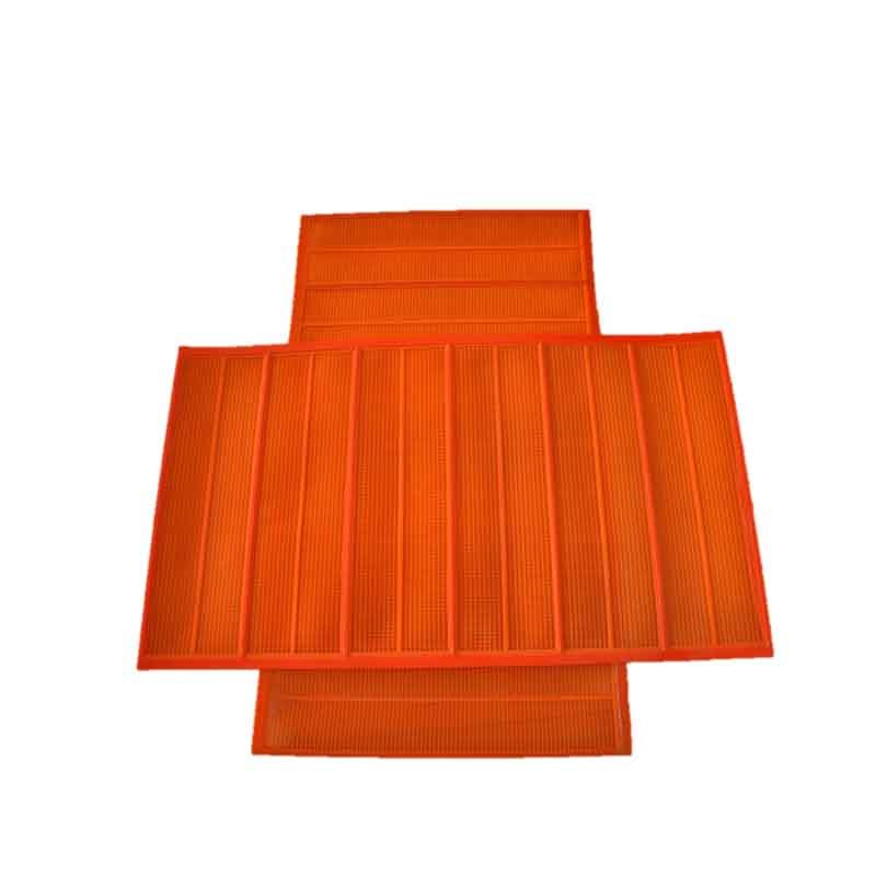 Polyweb Urethane Fine Screen Mesh for High Frequency Screen Deck