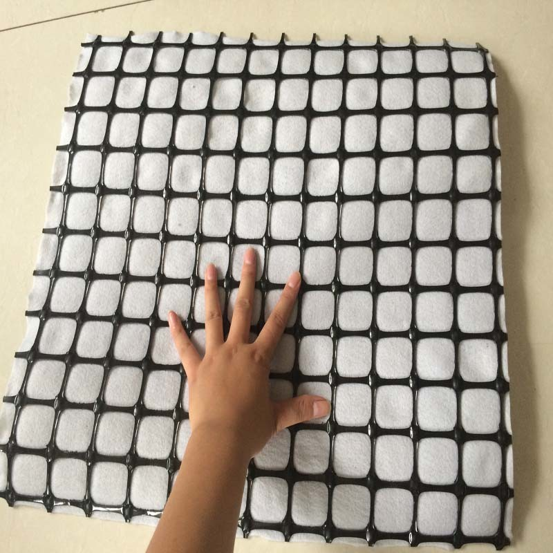 Geotextile Composite Polypropylene Plastic Biaxial Geogrid
