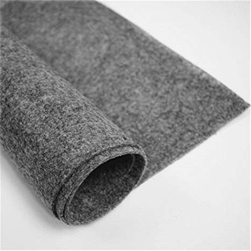 Sound Insulation Dipped Wool Felt for Marble Polishing
