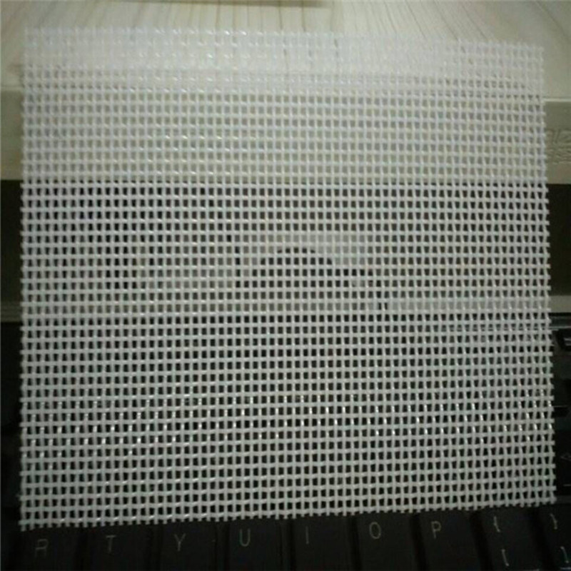 White Polyester Linear Screen Cloth for Paper Making
