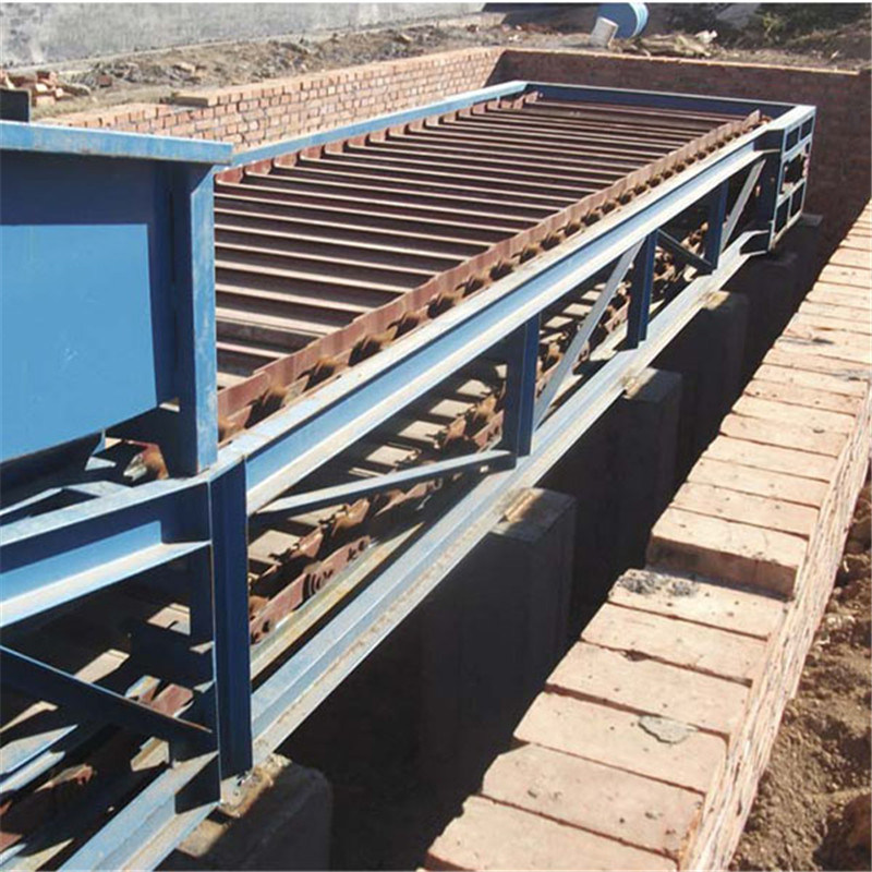 Chain Conveyor Used for Conveying Waste Paper in paper factory