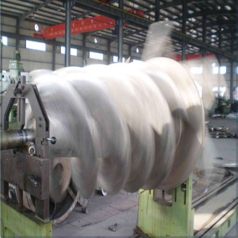 High / Middle / Low Consistency Hydrapulper Rotor for Paper Making Line