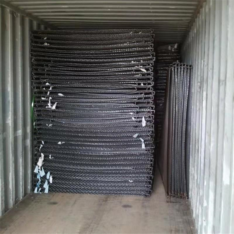 High-tensile-65Mn-steel-Vibrating-screen-crimped (5)