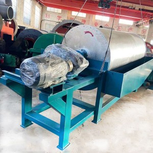 Low price for Upper Band for BHS Corrugator Machine - CTN1230 Wet Magnetic Separator for Iron Ore Processing – Huatao