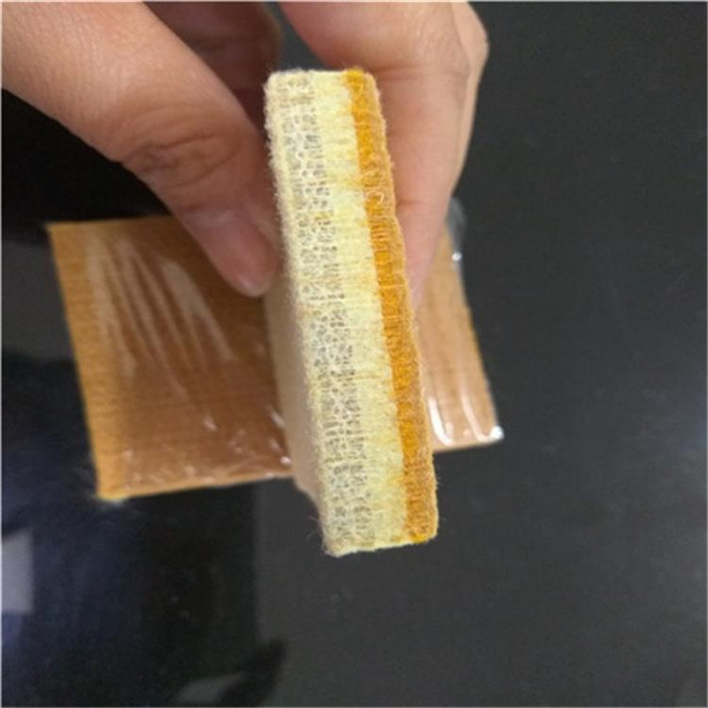 High Temperature Resistant Pbo Felt Strips for Aluminum Extrusion System