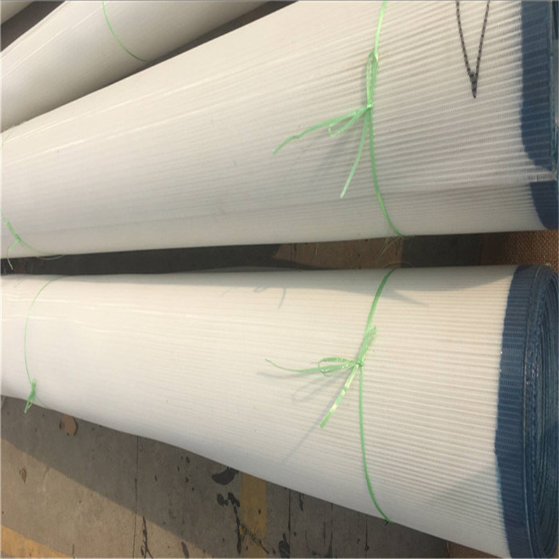 Large Loop Spiral Dryer Screen with Polyester Material
