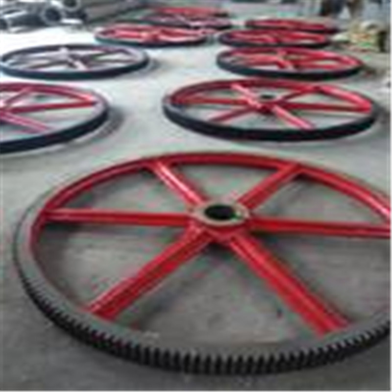 Paper Machine Dryer Gearing in Metal and Nylon Featured Image