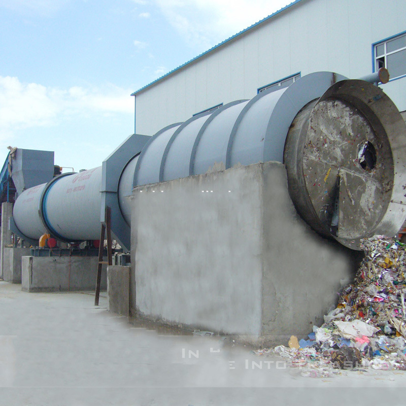 Paper Mill Drum Pulper for Waste Paper pulping