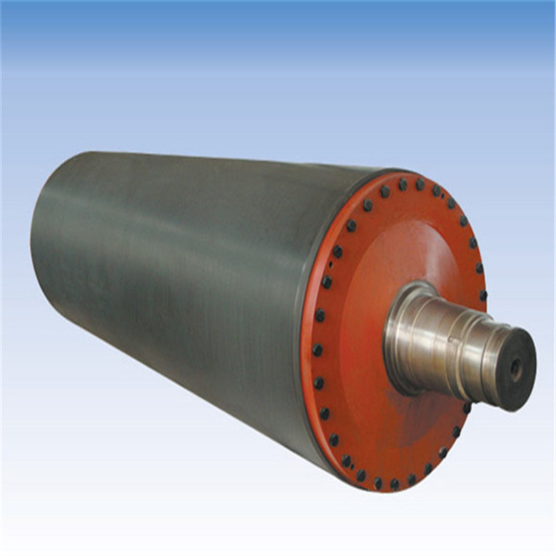 Grooved Roll for Paper Making