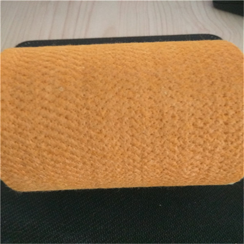 Industrial Felt Roller Aluminum Extrusions Cooling Table Roller Featured Image