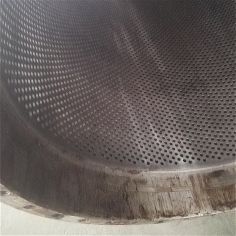 Blind Drilled Press Rubber Roll for Paper Making