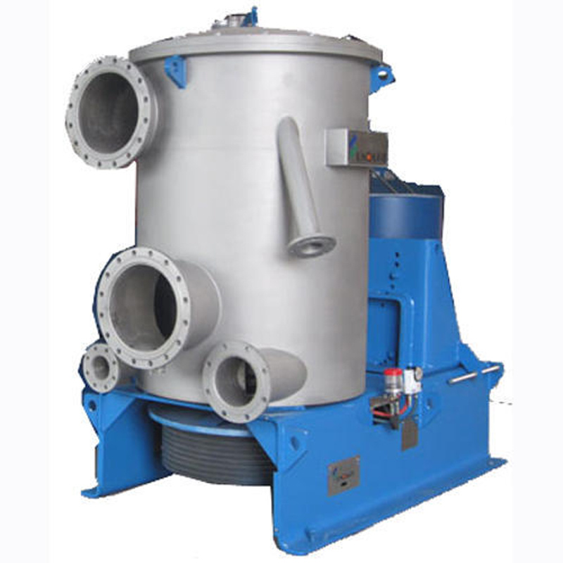 Outflow Pressure Screen for Waste Paper Recycling Production Line