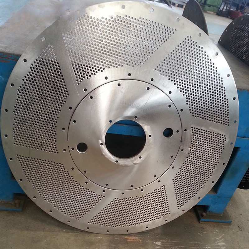 Hydrapulper Drilled Screening Plate for Pulp and Paper Mill Machinery