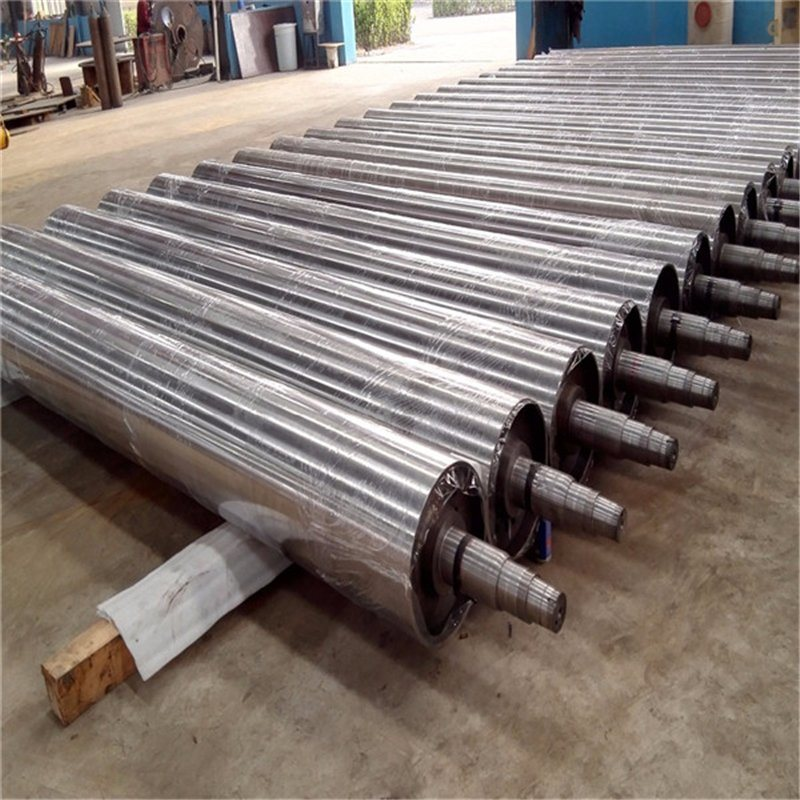 Rubber Press Roll for Paper Making
