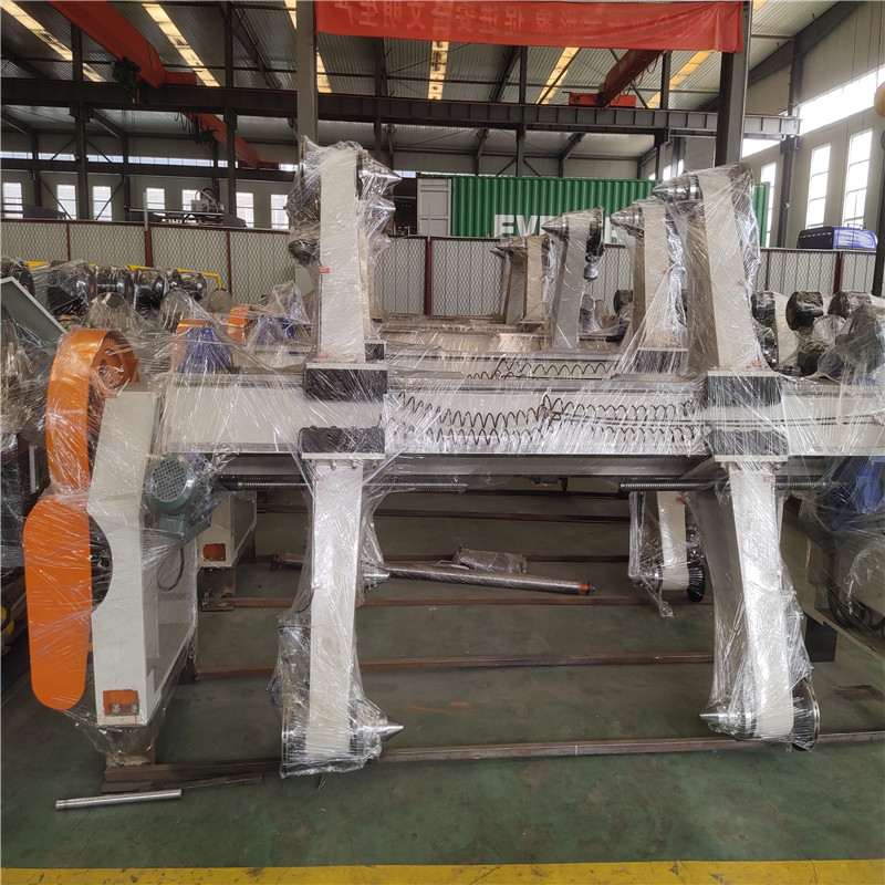 Electric Paper Mill Roll Stand for Corrugated Production Line