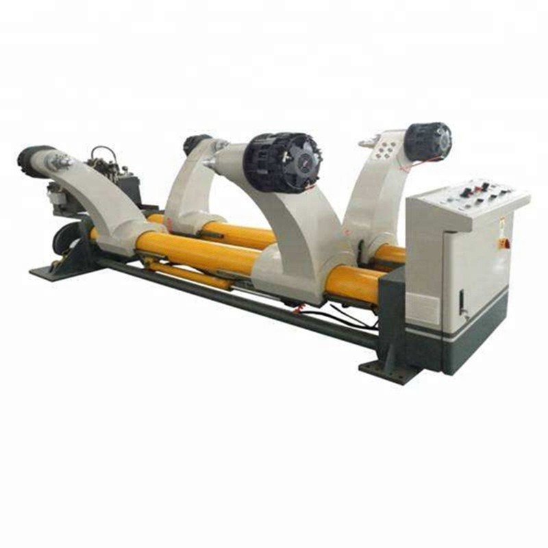 Hydraulic Shaftless Mill Roll Stand for Automatic Corrugator Line
