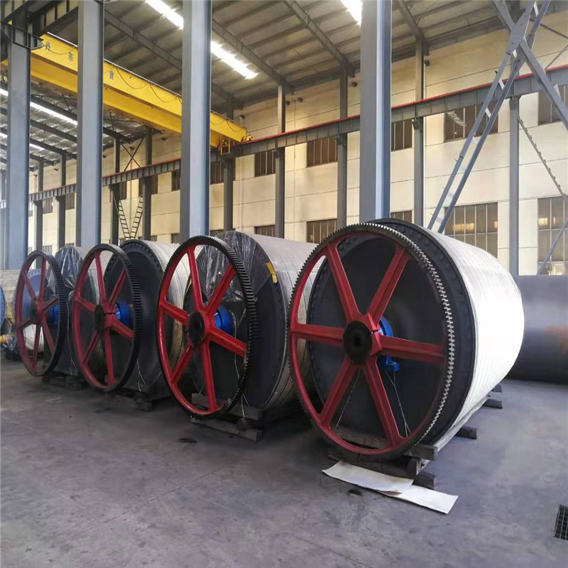 Paper Machine Dryer Gearing in Metal and Nylon