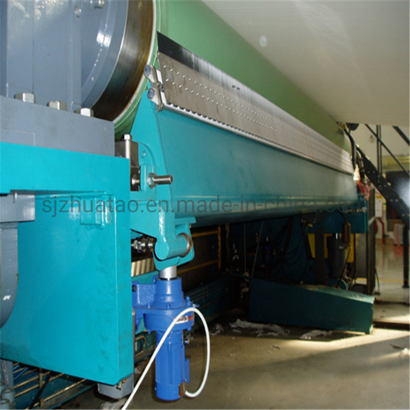 Paper Making Process Doctor Blade Air Tube