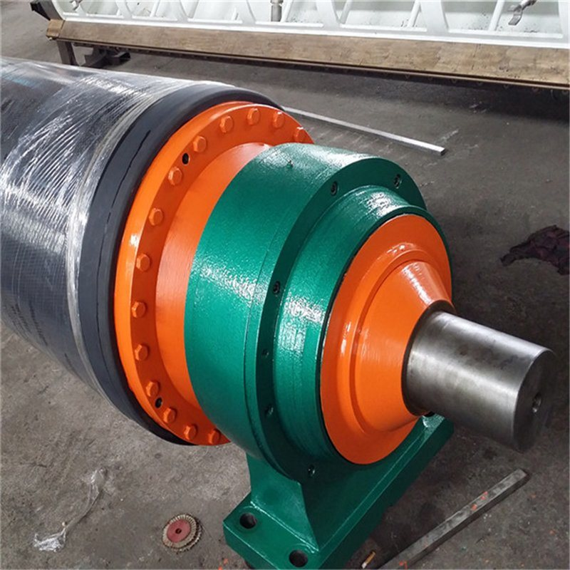 Paper Making Suction Couch Roll for Paper Mill