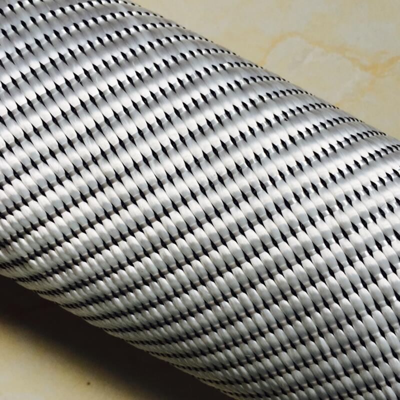 High Strength Woven Geotextile Fabric Similar with Tencate