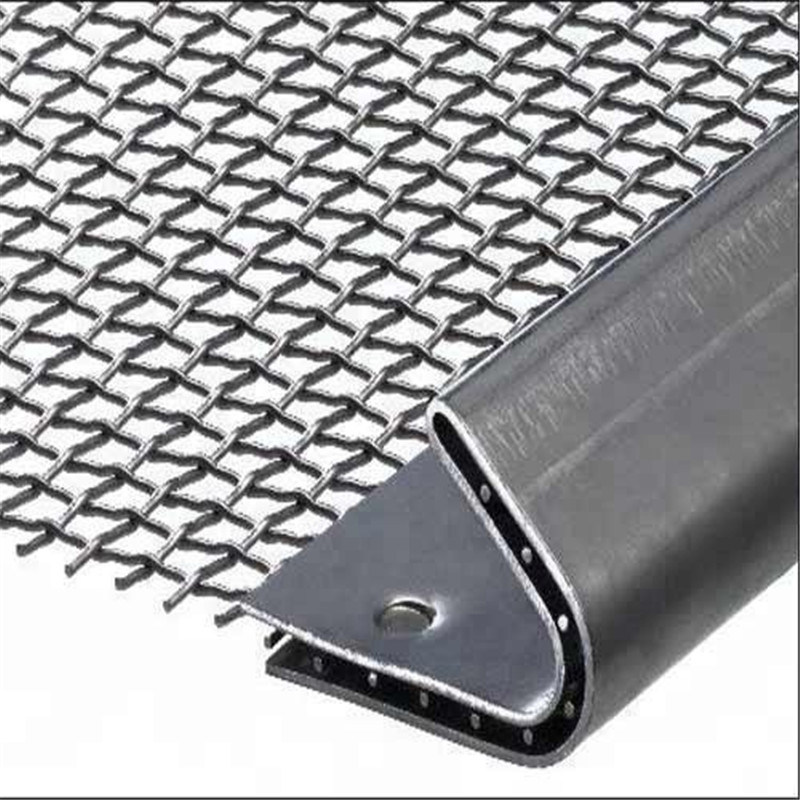 Woven Wire Screen for Quarry