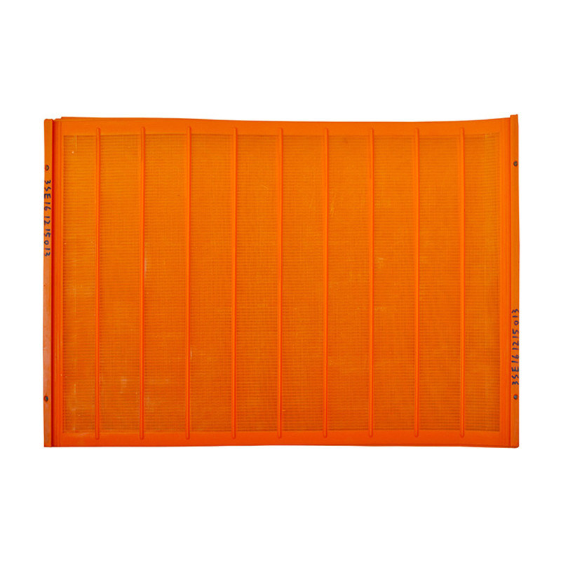 1.5mm Hole Polyurethane Fine Screen Mat for Fine Material Screening