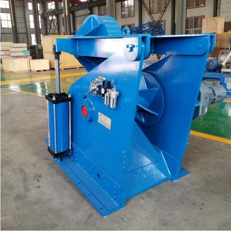 Pulp Making Ragger Machine in Low Concentration Continuous Crushing System