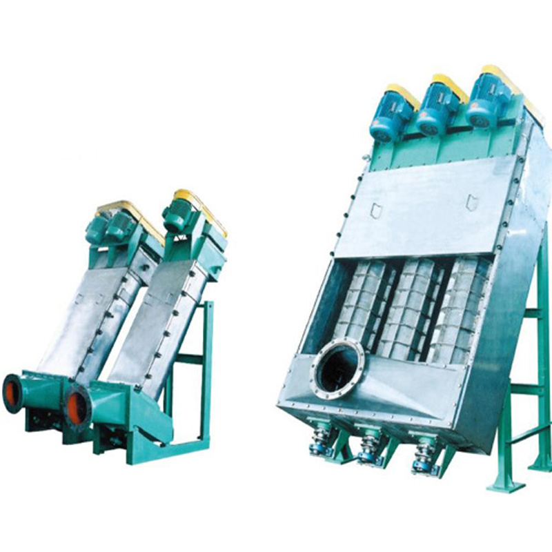 Huatao Inclined Screw Thickener for Paper Mill
