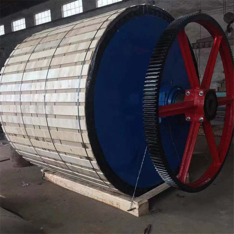 Alloy Cast Iron Material Gear Wheel for Dryer Cylinder