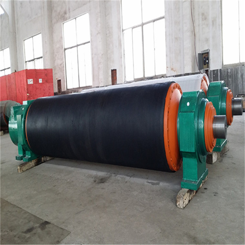 Stainless Steel Suction Couch Roll For Paper Machine