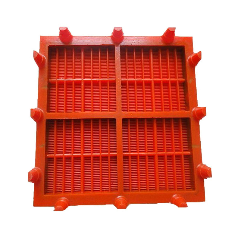 Abrasion Resistant Dewatering Screen Mesh for Maximize Screen Washing