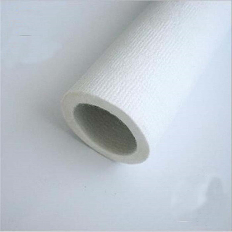 High Temperature Resistance Felt Polyester Tube Sleeve Roller for Aluminum Extrusion Equipment