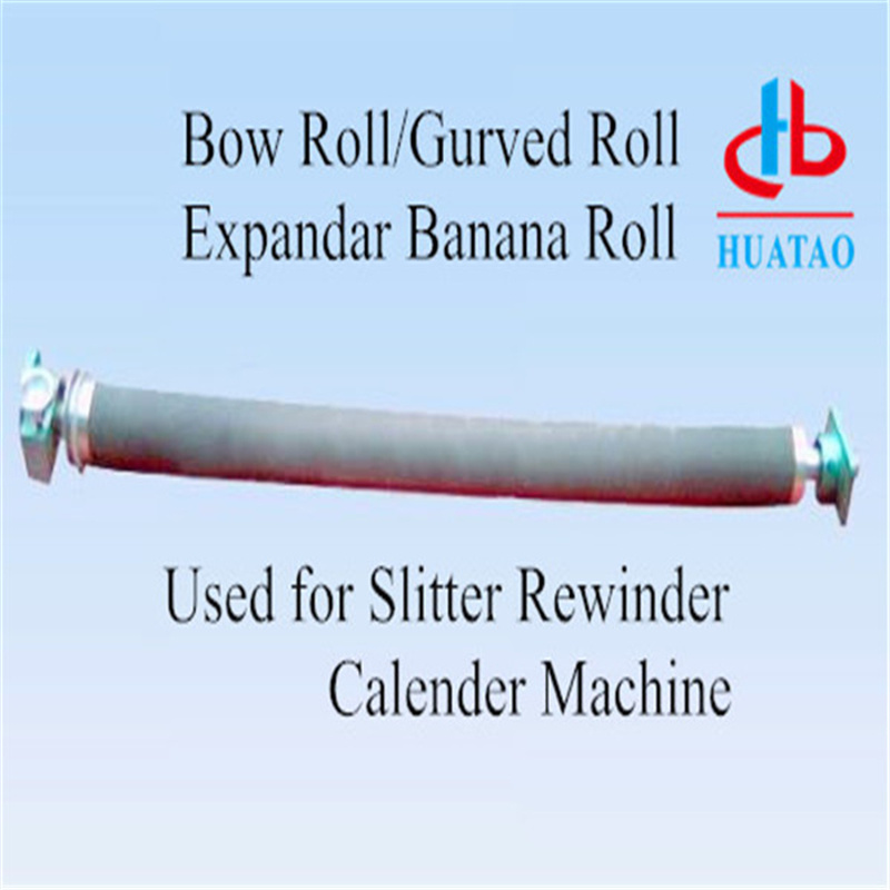 Bow Roll Use in Paper Making