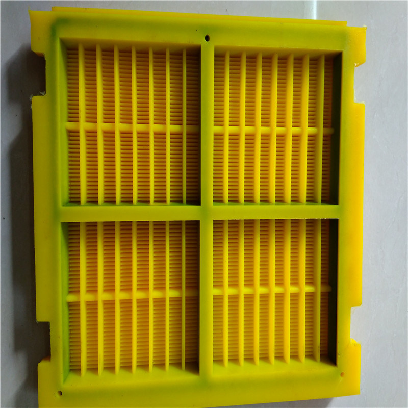 Abrasion Resistant Dewatering Screen Mesh for Grading or Dewatering