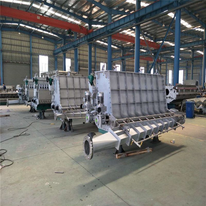 Pulp Making Equipment Open Type Headbox for Paper Mill