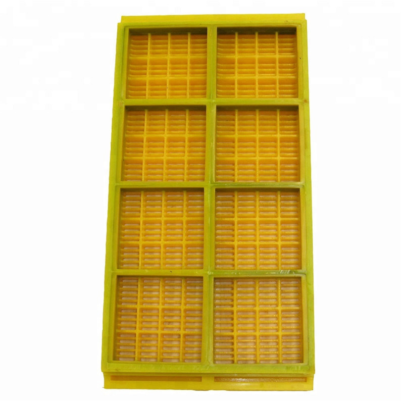 30mm – 60mm PU Screen Panel for Fine Sand Dewatering