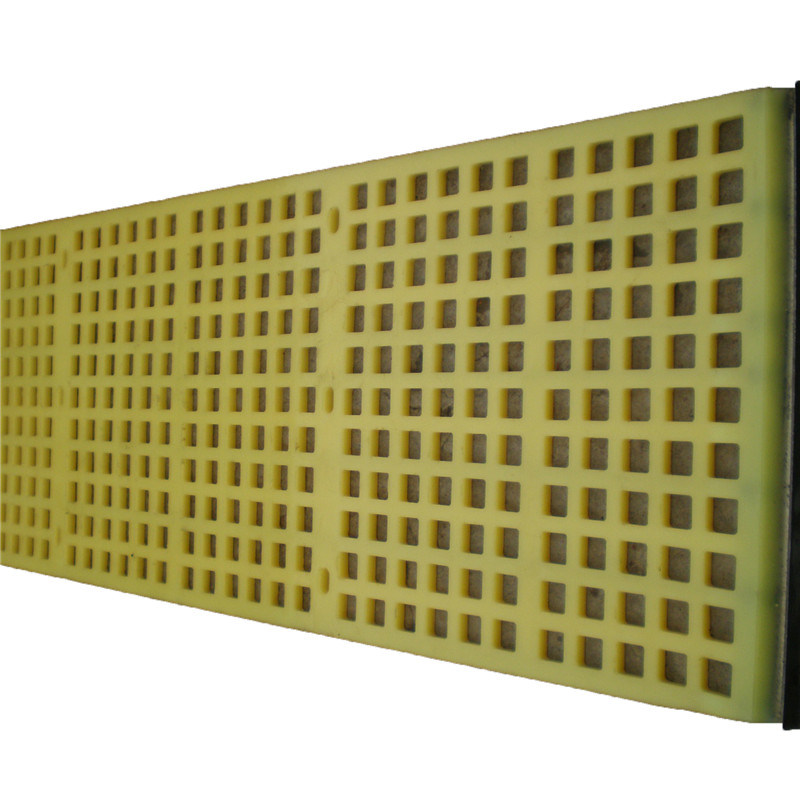 5mm – 50mm Aperture Poly Screen Media for Mining Quarry